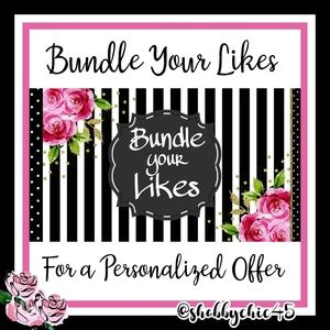 Bundle Your Likes! Get a Private Offer!!